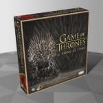 jogo de tabuleiro de Game of Thrones