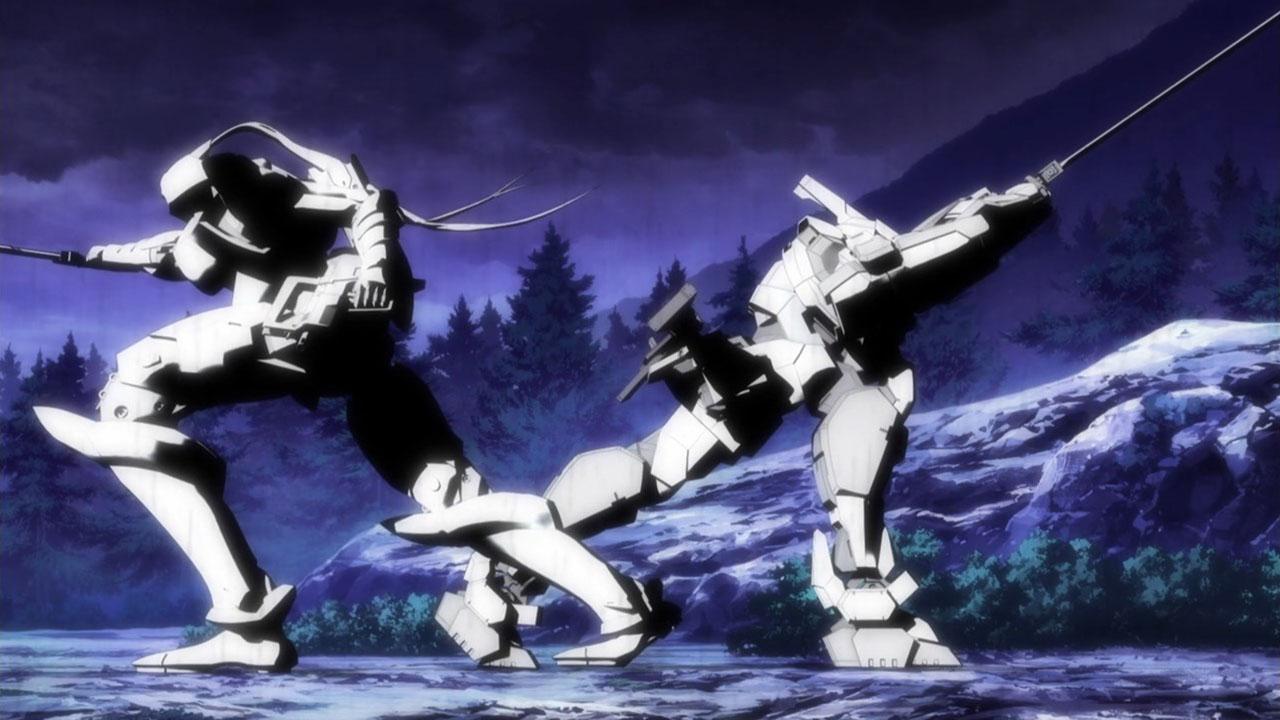 Full Metal Panic! Invisible Victory Resenha 5