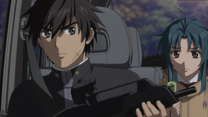Full Metal Panic! Invisible Victory - 2018