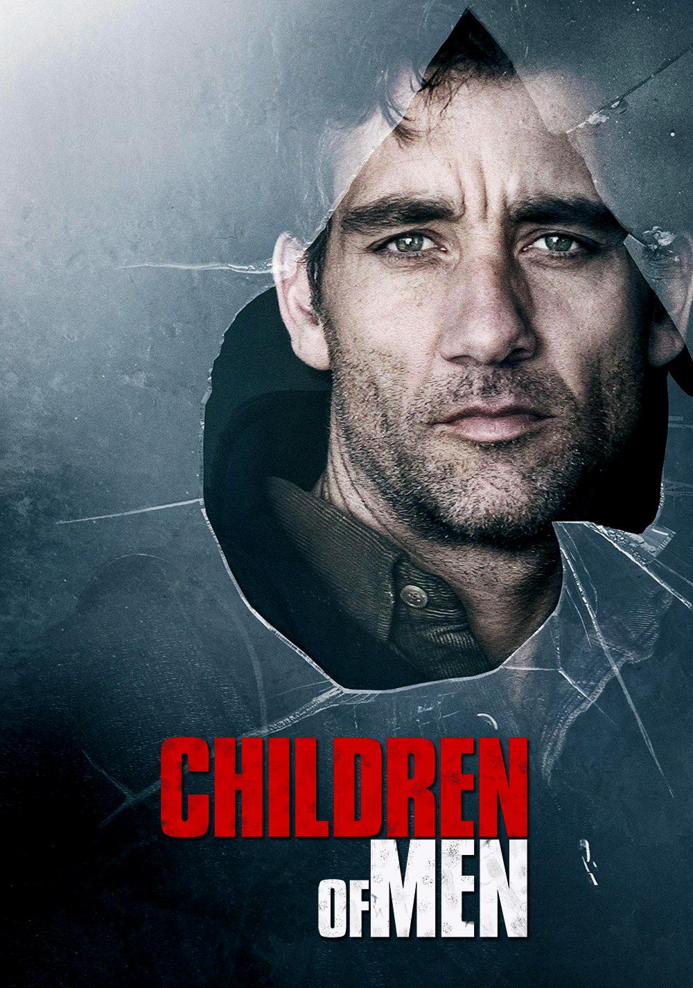 Filhos da Esperança (Children of Men) - Poster - 2