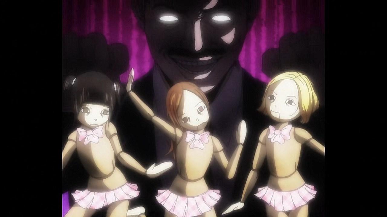 Back Street Girls Gokudolls Resenha 02
