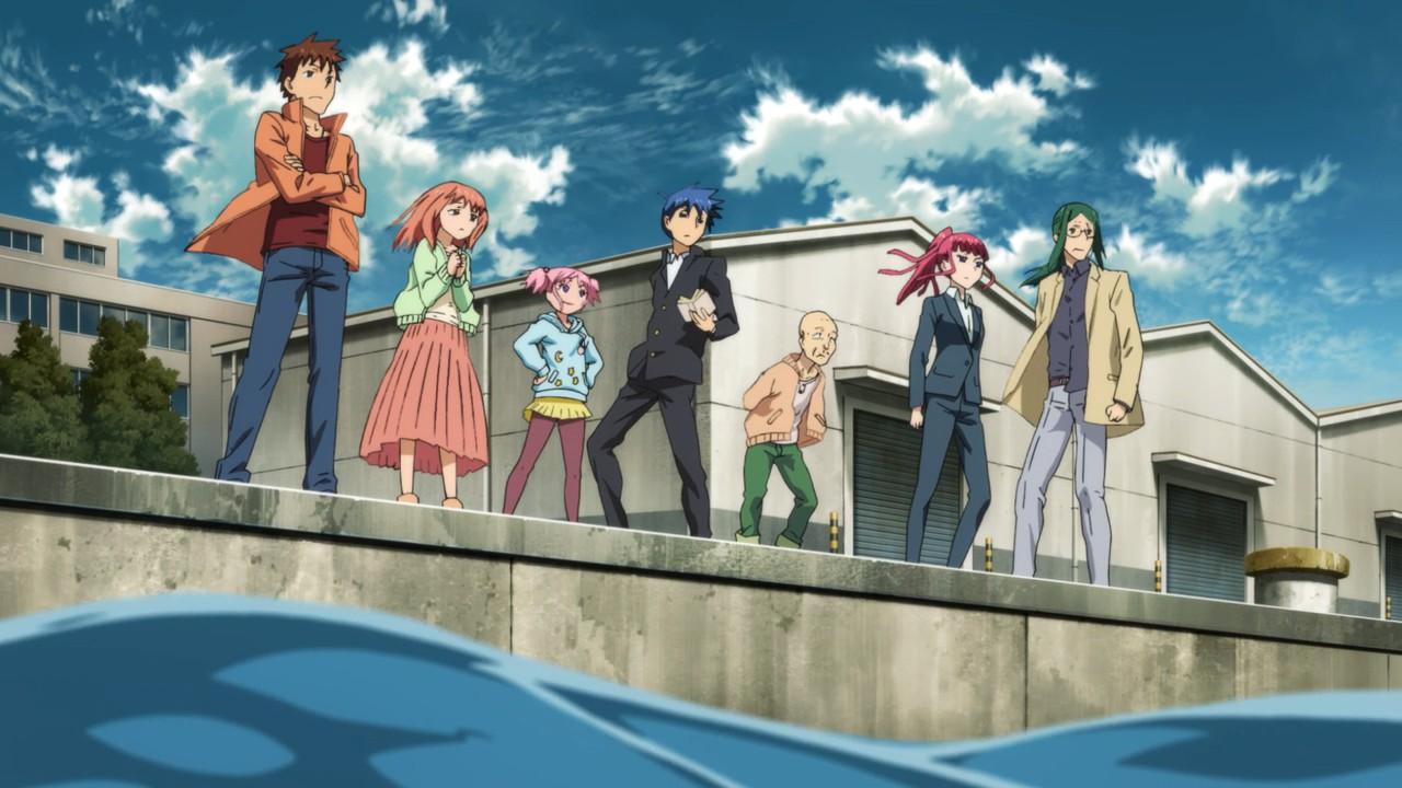 Planet With Anime Resenha 01