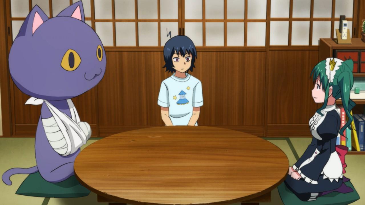 Planet With Anime Resenha 05