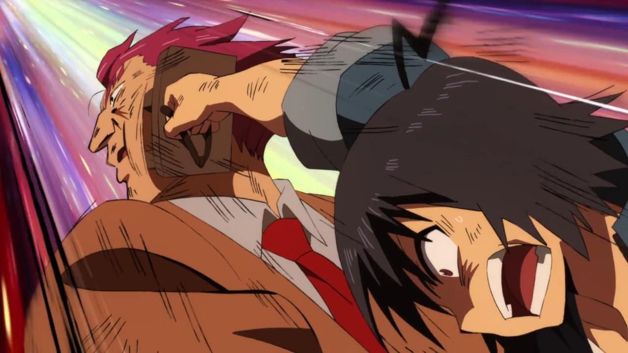 Planet With Anime Resenha 07