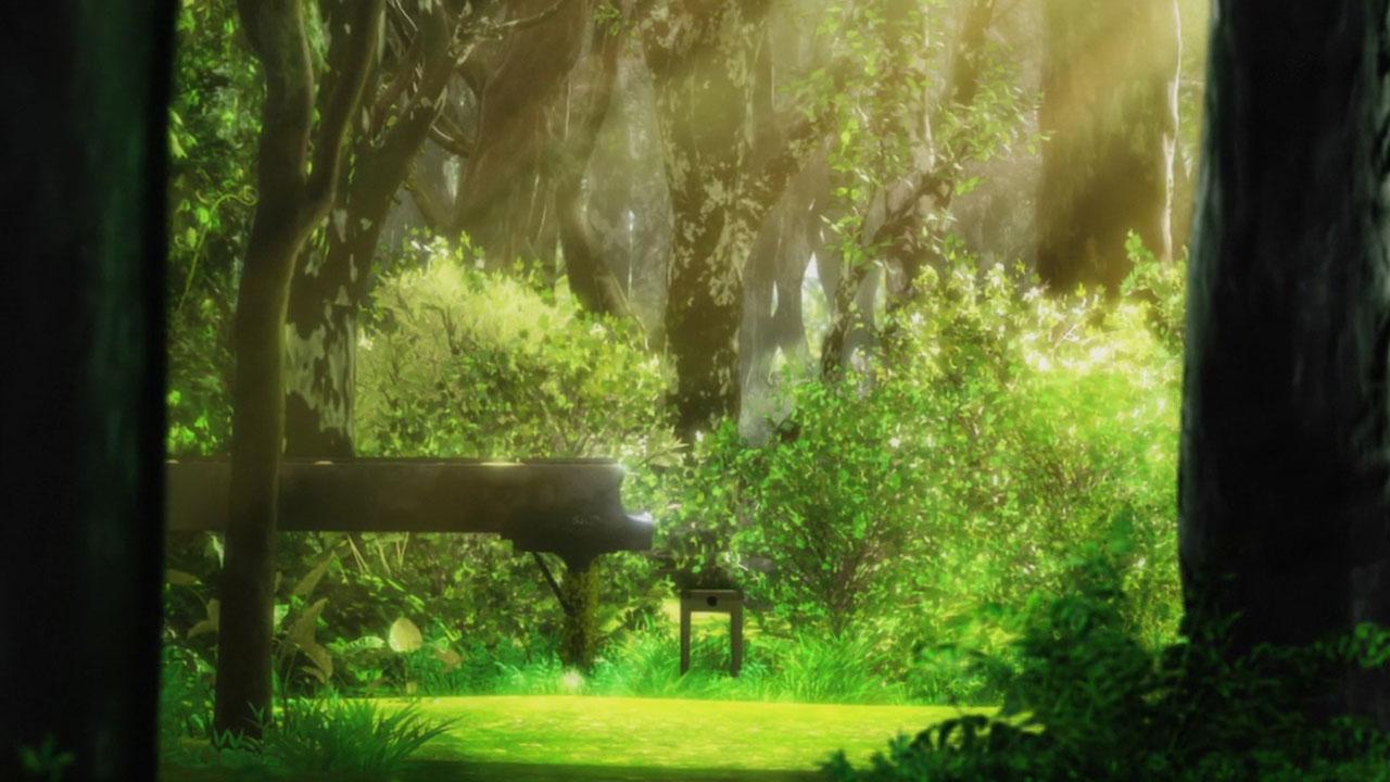 Forest of Piano (Piano no Mori) - Netflix - Resenha 08
