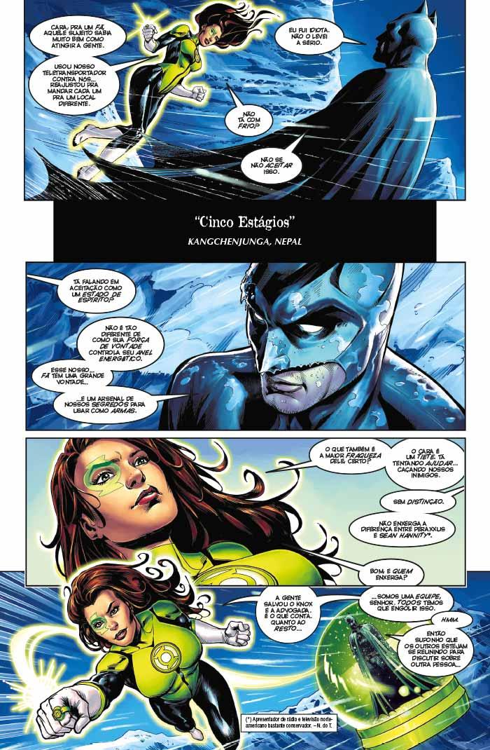 Liga da Justiça - O Povo Contra a Liga da Justiça 5