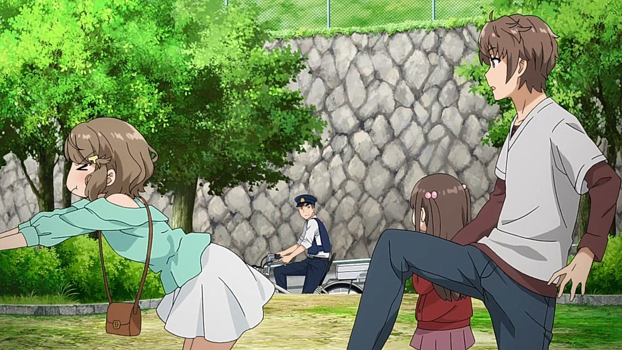 Rascal Does Not Dream of Bunny Girl Senpai (Seishun Buta Yarou wa Bunny Girl Senpai no Yume wo Minai) - Resenha 03