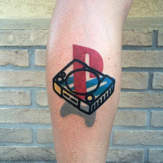 Top 10 Tatuagens de Playstation