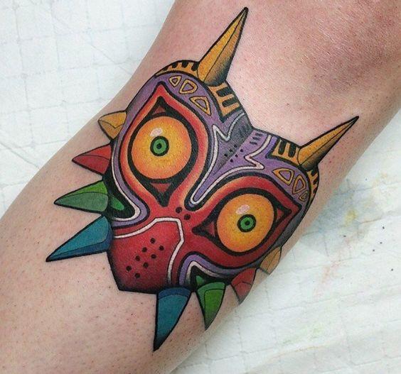 Top 10 Tatuagens de Zelda