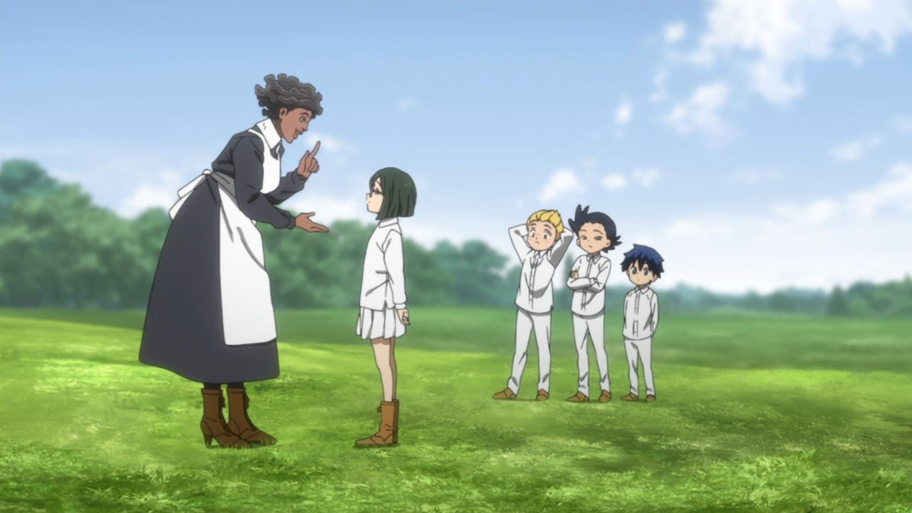 the-promised-neverland-yakosoku-no-neverland-resenha-episódios-3-e-4-13